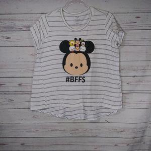 Disney's Mickey Mouse & Friends Hi-Lo Tee sz S